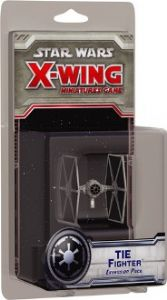 Star Wars X-Wing Miniatures : TIE Fighter